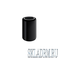 Apple Mac Pro (MD878RU/A) {3.5GHz 6-Core Intel Xeon E5 with 12MB L3 cache, Turbo Boost up to 3.9GHz/16GB/256GB PCIe-based Flash Storage/Dual AMD FirePro D500 with 3GB}