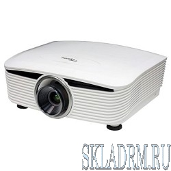 Optoma W505 Проектор {DLP,WXGA(1280*1080),без линзы,FULL 3D,5200 ANSI Lm,2000:1;Lens Shift;HDMIx1;DVI-D;Display Port;VGA x2; 5BNC;Component, S-}