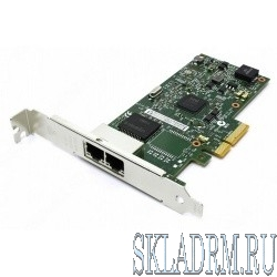 INTEL I350T2BLK Intel® Ethernet Server Adapter I350-T2