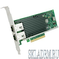 INTEL X540T2  [ Intel® Ethernet Converged Network Adapter X540-T2 retail unit OEM ]