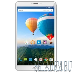ARCHOS 80d Xenon {1.3Ghz/8'' IPS/1Gb/16Gb/3G/Dual SIM/SD/WiFi/BT/And 5.1} [503181]