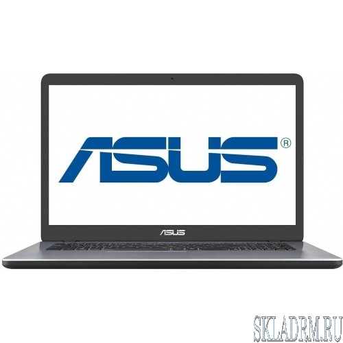 "Asus X705UF-GC011T [90NB0IE2-M01240] grey 17.3"" {FHD i3-7100U/4Gb/1Tb/Mx130 2Gb/W10}"