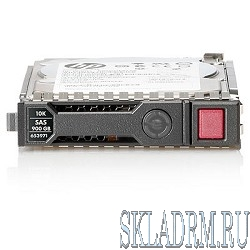 HP 300GB 6G SAS 10K rpm SFF (2.5-inch) SC Enterprise Hard Drive (652564-B21 / 653955-001(B))