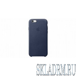 MKXD2ZM/A Apple iPhone 6 Plus/ 6s Plus Leather Case - Midnight Blue