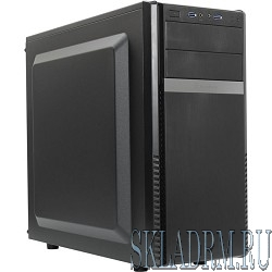 Minitower Silverstone Precision  PS11B-Q ATX/no PSU