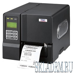 "TSC ME240 [99-042A001-50LF] {Промышленный принтер 203 dpi, DT/TT, up to 6 ips, 8"" OD media supply.LCD, USB 2.0 client, USB cable, BarTender Ultralite software, TSPL-EZ Multi mode firmware}"