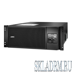 APC Smart-UPS RT SRT6KRMXLI {On-Line, 6000VA / 6000W, Rack/Tower, IEC, LCD, Serial+USB, SmartSlot, подкл. доп. батарей}