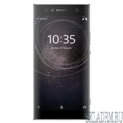 Sony H4213 Xperia XA2 Ultra DS Black {6'' (1920x1080)IPS/Snapdragon 630/32Gb/4Gb/3G/4G/23MP+16MP/Android 8.0}