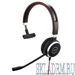 Jabra 6393-823-109 Гарнитура Jabra EVOLVE 40 MS Mono USB (6393-823-109)