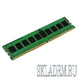 Kingston DDR4 DIMM 4GB KVR24E17S8/4 PC4-19200, 2400MHz, ECC, CL17