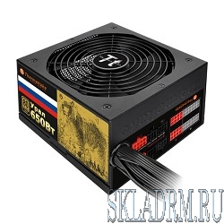 Thermaltake 650W Russian Gold Ural (GF1)  [W0426RE] {650W, APFC, 80+Gold}