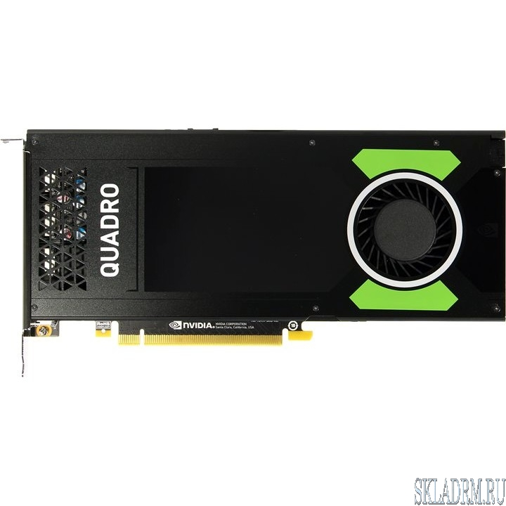 HP [1ME40AA] Graphics Card NVIDIA Quadro P4000, 8GB, (Z240 Tower, Z440, Z640, Z840, Z2 G4 Tower, Z4, Z6, Z8)