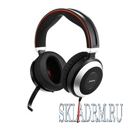 Jabra 7899-823-109 Гарнитура Jabra EVOLVE 80 MS Stereo USB (7899-823-109)