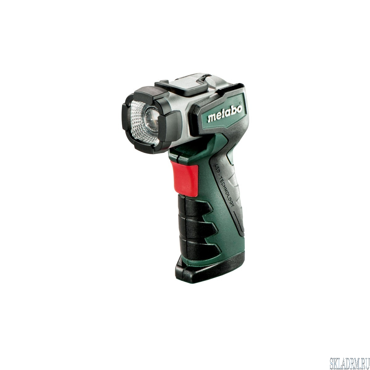 Metabo PowerMaxx ULA LED  Акк.фонарь [600367000] {без АКК и ЗУ}
