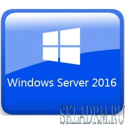 Microsoft Windows Server Standard 2016 [P73-07141] Russian 64-bit {1pk DSP OEI DVD} 24 Core