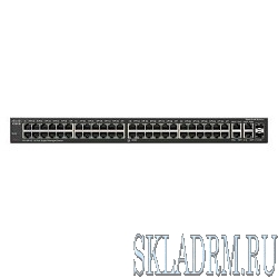 Cisco SB SG300-52MP-K9-EU Коммутатор SG 300-52MP 52-port Gigabit Max-PoE Managed Switch