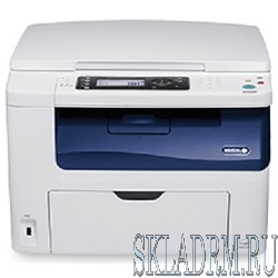 Xerox WorkCentre 6025V/BI {A4, HiQ LED, 12ppm/10ppm, max 30K pages per month, 256MB, GDI, USB,Apple® AirPrint™, Xerox® PrintBack} WC6025BI#