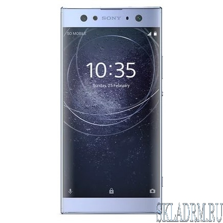 Sony H4213 Xperia XA2 Ultra DS Blue {6'' (1920x1080)IPS/Snapdragon 630/32Gb/4Gb/3G/4G/23MP+16MP/Android 8.0}