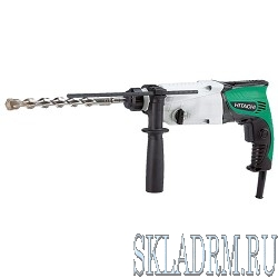 Hitachi DH22PH Перфоратор [DH22PH] {SDS-Plus, 22 мм, 620Вт, 3 режима}