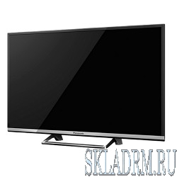 "Panasonic TX-32DSR500 {ЖК-телевизор, LED, 32"", 1366x768, 720p HD, мощность звука 20 Вт HDMI x2, Ethernet, Wi-Fi, Smart TV}"