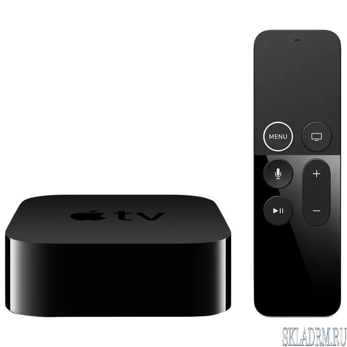 Apple TV 4K 64GB [MP7P2RS/A] NEW