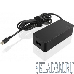 Lenovo 65W [4X20M26272] Standard AC Adapter (USB Type-C) for (TP13, P51s. T470/470s/570. TP Yoga 370, X1 Carbon 5th Gen, X270)