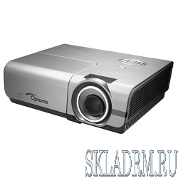 Optoma X600 Проектор {DLP,XGA(1024*768),Full 3D,6000 ANSI Lm,10000:1;1.8 - 2.11:1; 2xHDMI; DisplayPort; 2xVGA; S-Video; Composite; 2 x Audio}