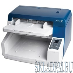 Xerox DocuMate 4790 Basic {A3, ADF, 90ppm, Duplex, 600 dpi, USB 2.0, max 10000 pages per day, Kofax VRS Basic}  DM4790B#
