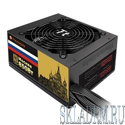 Thermaltake 850W Russian Gold Moscow [W0428RE] {850W, APFC,  80+ Gold }
