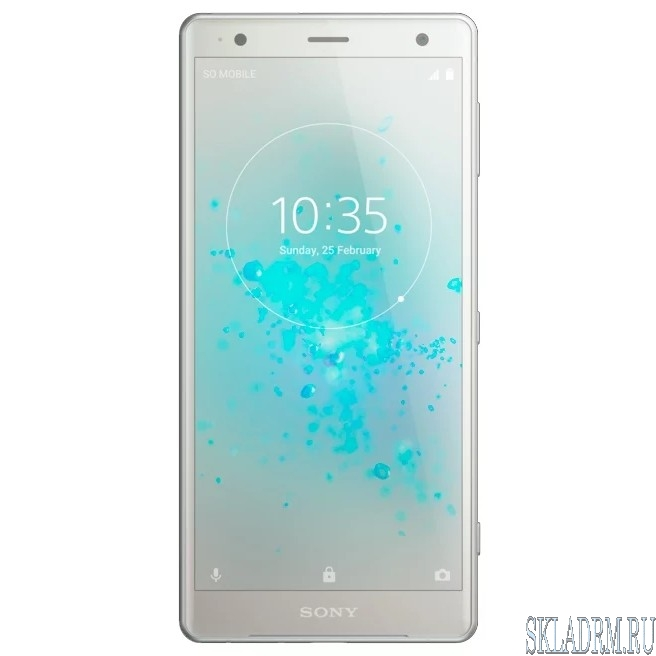 Sony H8266 Xperia XZ2 Liquid Silver {5.7'' (2160x1080)IPS/Snapdragon 845/64Gb/4Gb/3G/4G/19MP+5MP/Android 8.0}