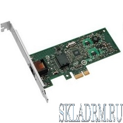 INTEL EXPI9301CT - OEM, Gigabit Desktop Adapter PCI-E x1 10/100/1000Mbps