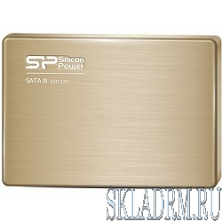 Silicon Power SSD 120Gb S70 SP120GBSS3S70S25 {SATA3.0, 7mm}