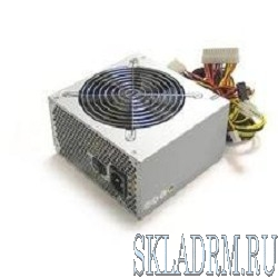 Chieftec 600W OEM [GPA-600S] {ATX-12V V.2.3 PSU with 12 cm fan, Active PFC, 230V only}