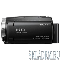 "SONY HDR-CX625B Black {30x.Zoom, 9.2Mp, CMOS, 3.0"", OS, AVCHD/MP4, WiFi, NFC}  [HDRCX625B.CEL]"
