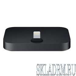 MNN62ZM/A Apple iPhone Lightning Dock - Black