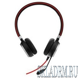 Jabra 6399-823-109 Гарнитура Jabra EVOLVE 40 MS Stereo USB (6399-823-109)
