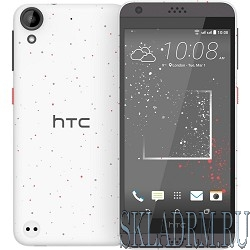 "HTC Desire 630 DS EEA Sprinkle White {5"" 720x1280,13 МП+5 МП , 16 Гб, слот microSD,Bluetooth, Wi-Fi, 3G, GPS, Android 6.0}  [99HAJM008-00]"